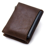 2018 New arrival, wallet made of genuine leather - Plus Style