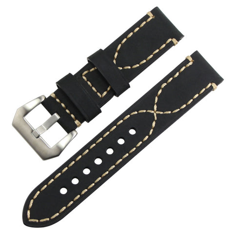 The straps of genuine leather - Plus Style