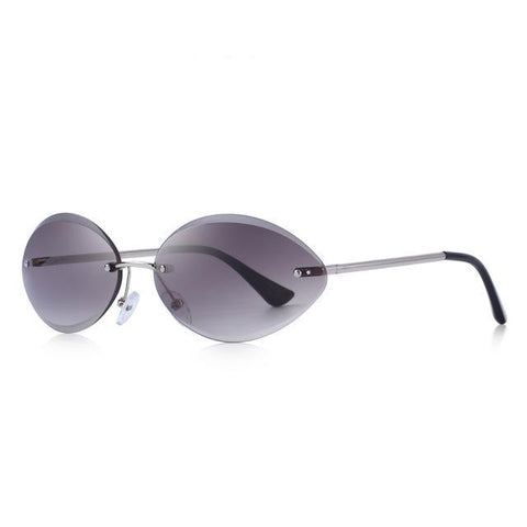 Oval sunglasses for women - Plus Style