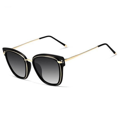 Sunglasses  cat eye - Plus Style