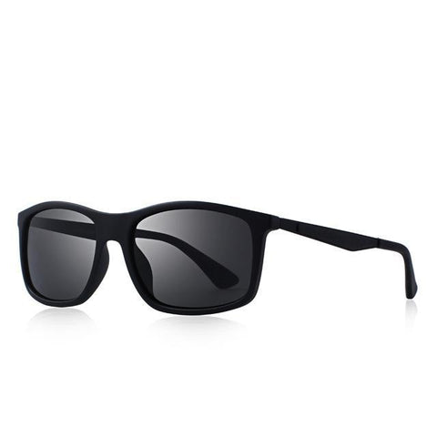 Men's sunglasses.Rectangular style - Plus Style