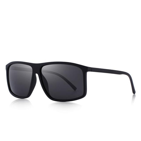 Square men's sunglasses