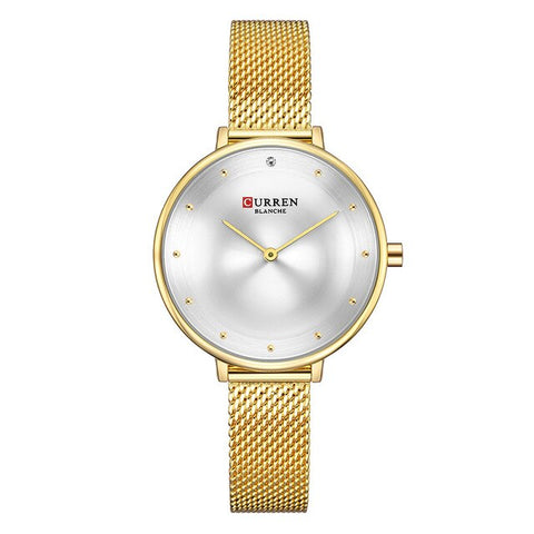 Women's quartz wrist watch