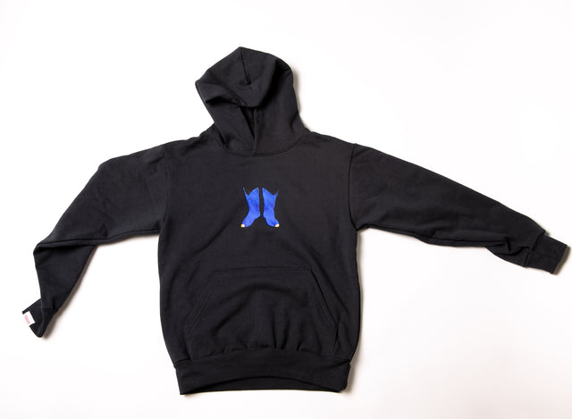"Trinidad James x All Friends Welcome ""Playli$t Blue"" Hoodie"