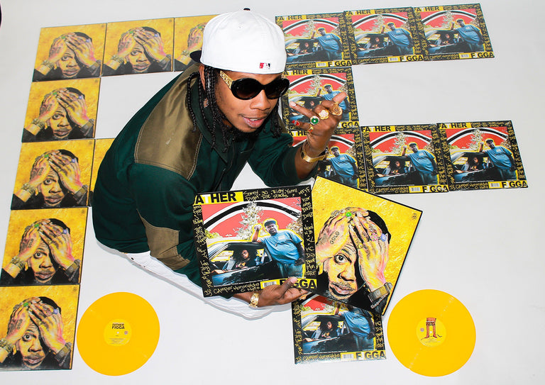 Trinidad James Father FiGGA Vinyl
