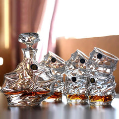 Emperor - Whiskey Glasses + Decanter Set