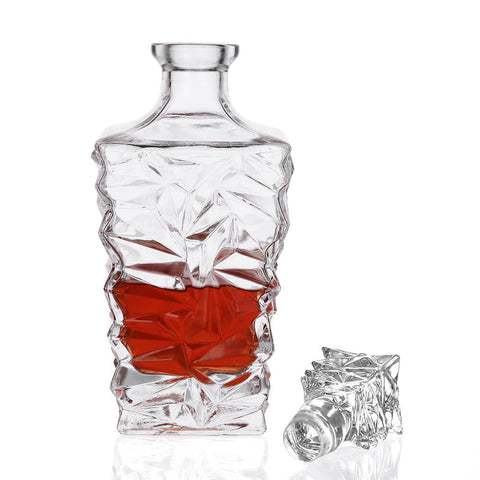 Imperial - Whiskey Glasses + Decanter Set