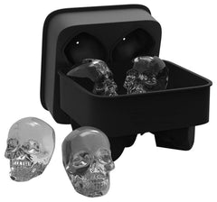 Skull Chillers Ice Mold