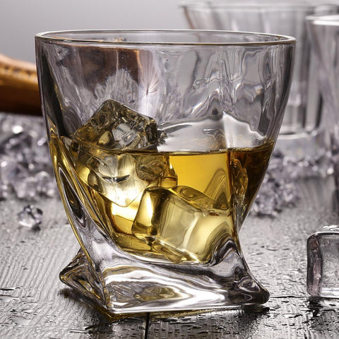 Tornado - Whiskey Glass (Set of 2)