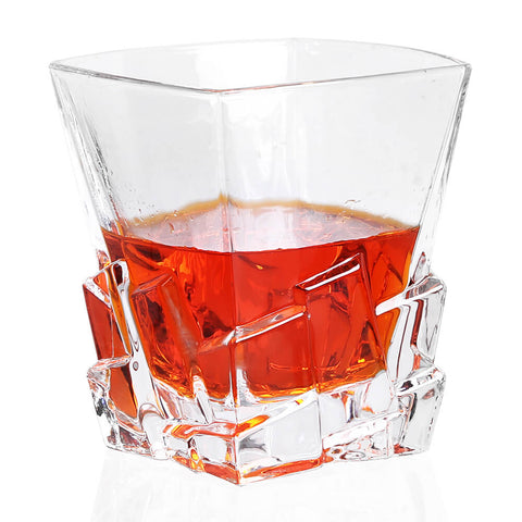 Rock - Whiskey Glasses + Decanter Set