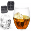 Image of Skull Chillers Ice Mold