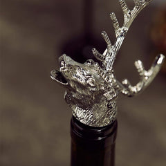 Deer Head Bottle Pourer & Aerator