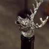 Image of Deer Head Bottle Pourer & Aerator