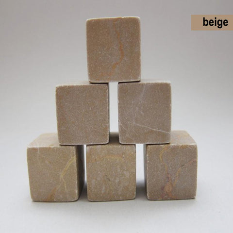 WHISKY STONES (100% NATURAL)