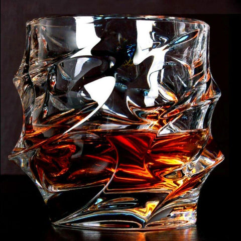 emperor whiskey glass