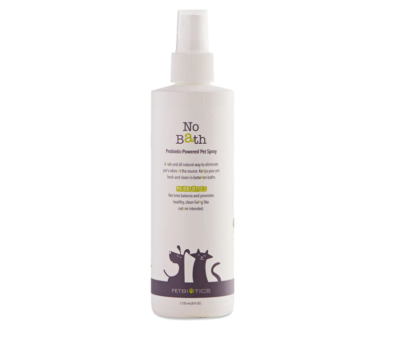 Pet-Biotics - No Bath 8oz