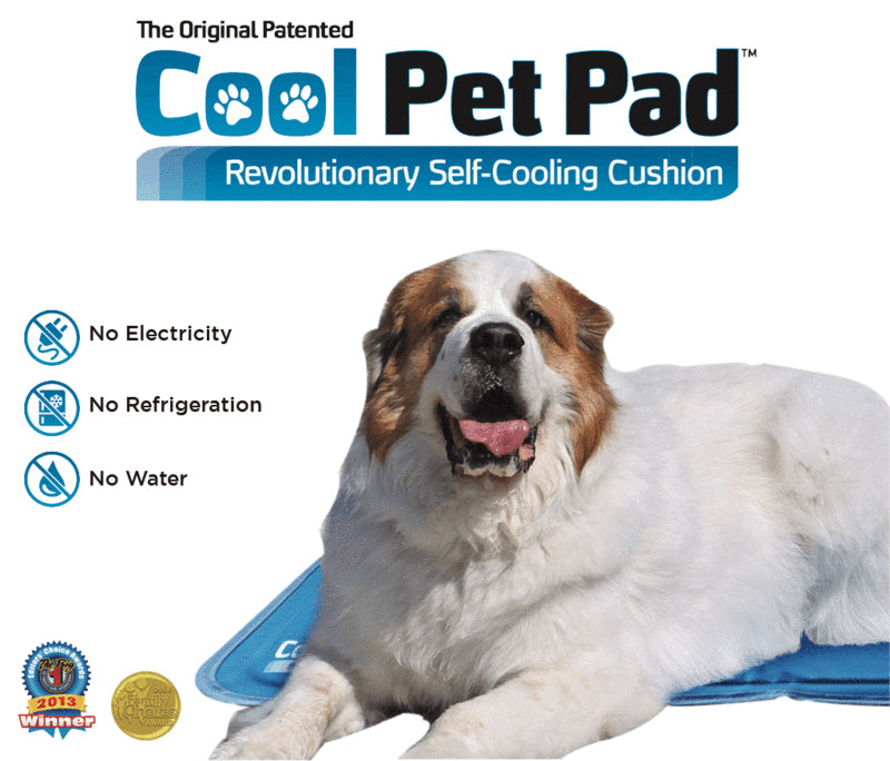 Cool Pet Pad (SM, MED, M/L, LG, XL)