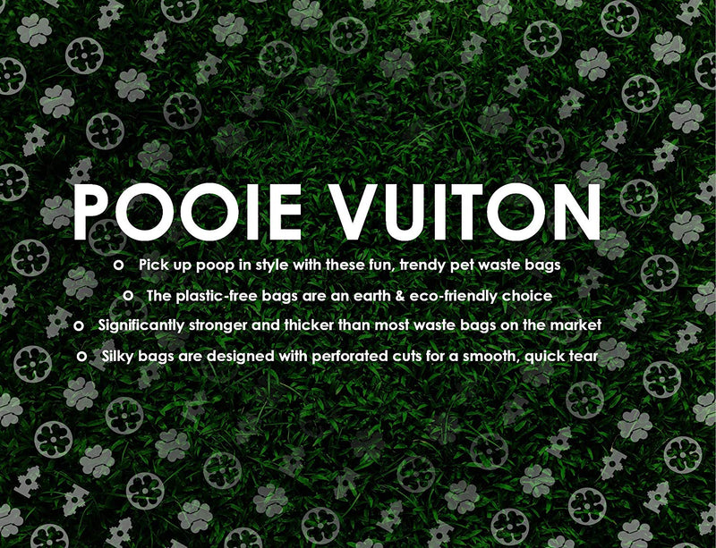 Pooie Vuiton - 4 Pack - 60 Bags