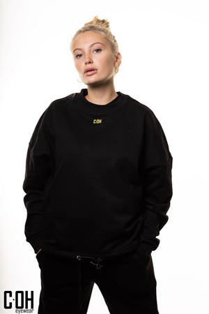 COH Merchandise Identite Ladies Crewneck - City Optikhaus