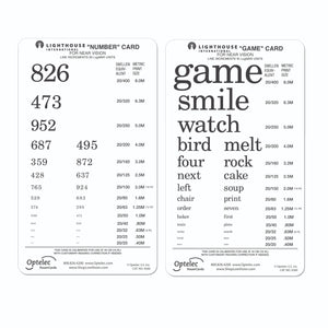 PowerCard Pocket-Size Assessment Cards