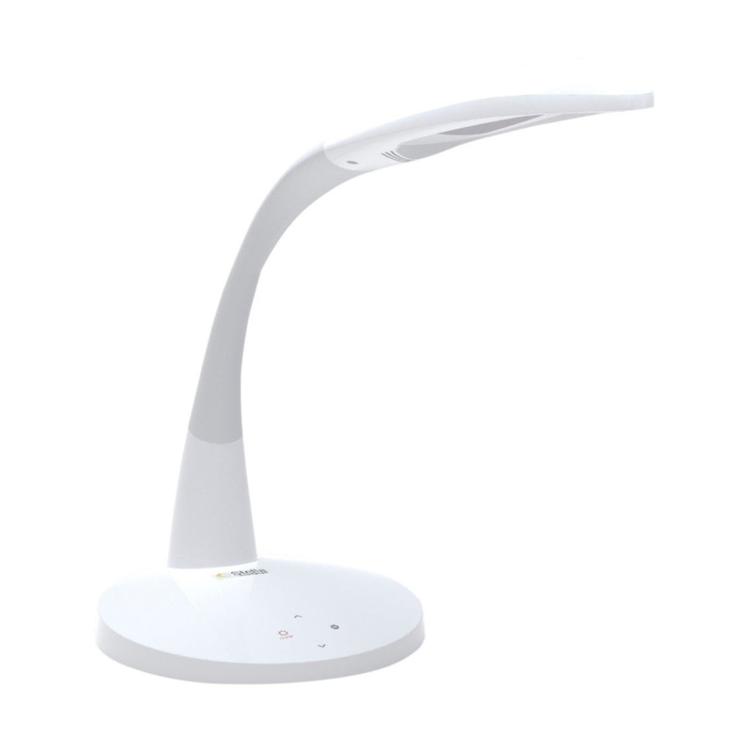 stella sky two white led task light