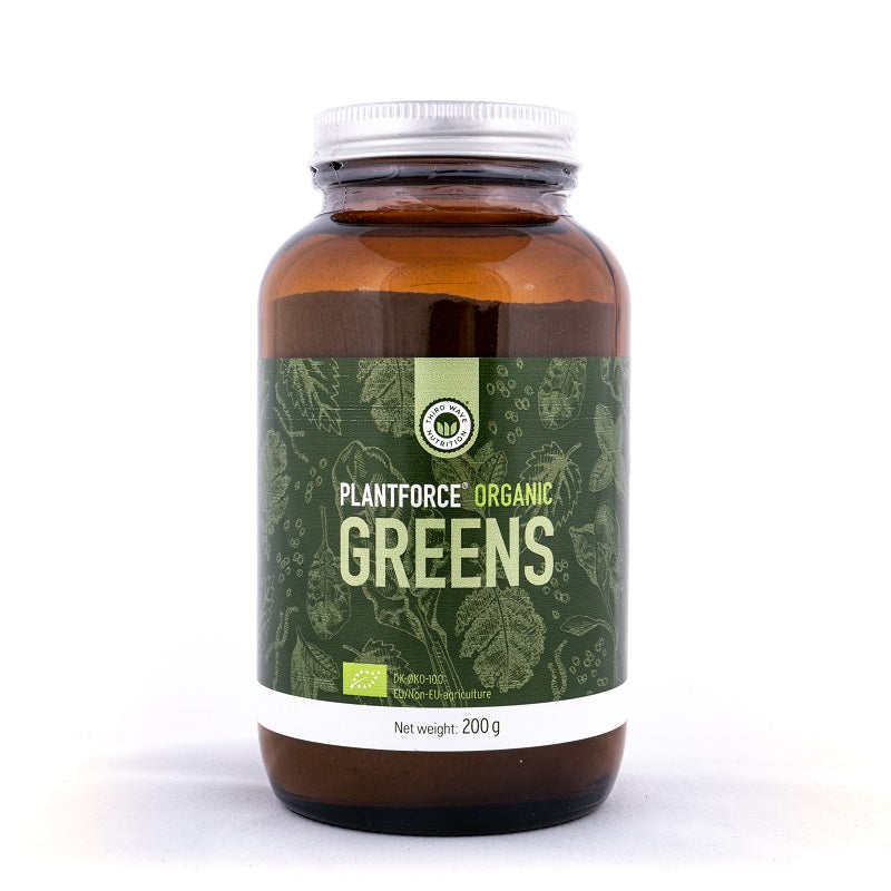Plantforce® Organic Greens