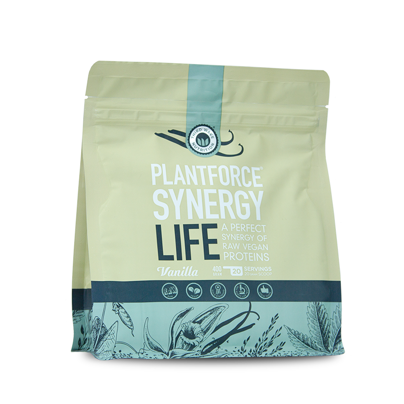 Plantforce Synergy LIFE Vanilla