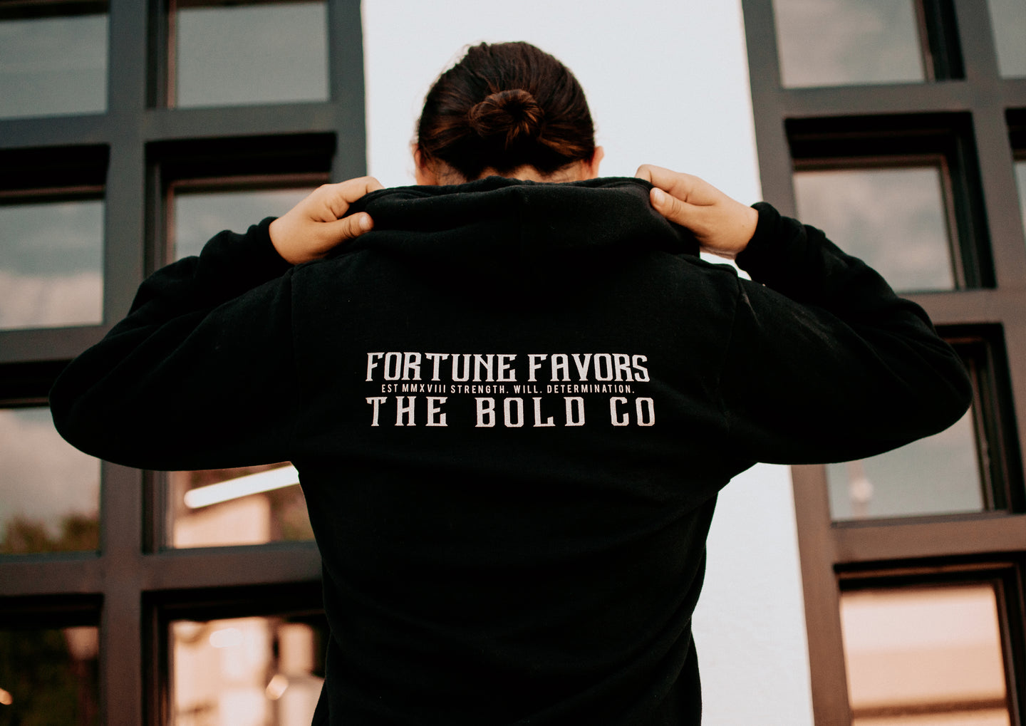 Fortune Favors the Bold Co