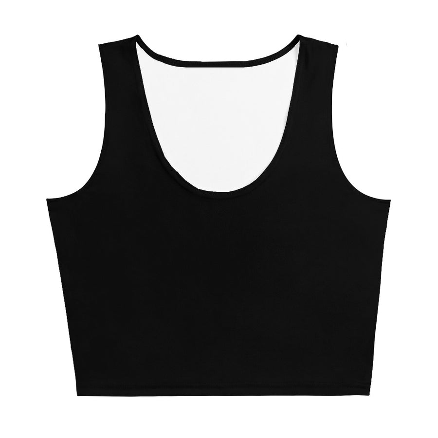 Crop Tank Top - Fortune Favors The Bold Co