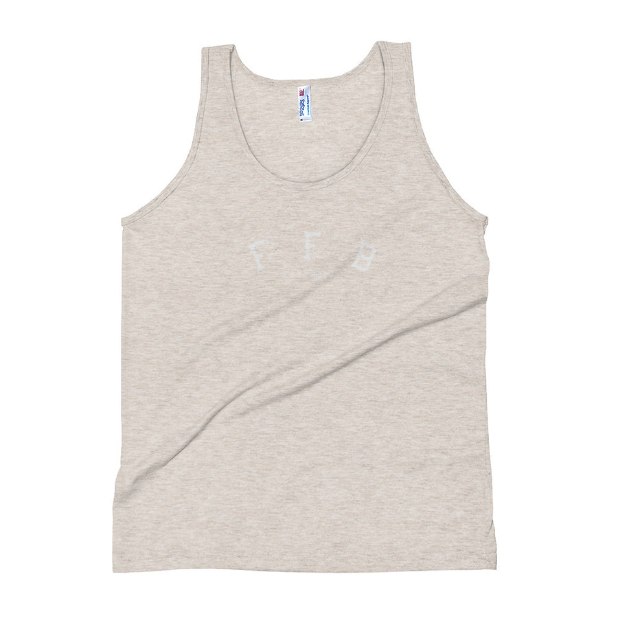 FFB Unisex Tank Top - Fortune Favors The Bold Co