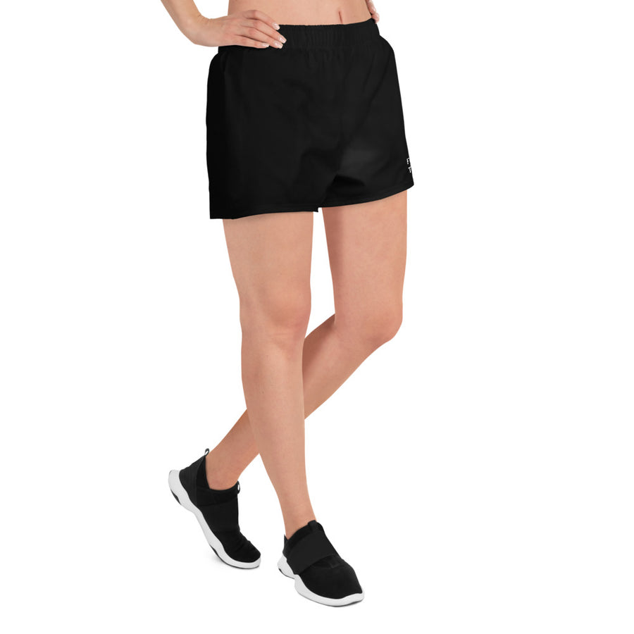 Women's Athletic Shorts - Fortune Favors The Bold Co