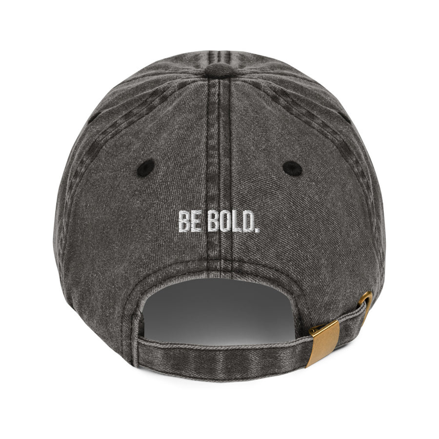 Vintage Dad Hat - Fortune Favors The Bold Co
