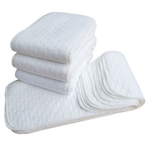 5 Piece Washable Cloth Diapers
