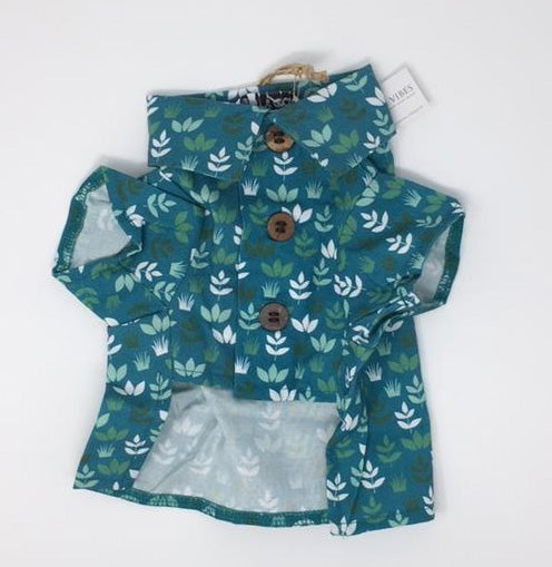 Green Meadow Dog Shirt