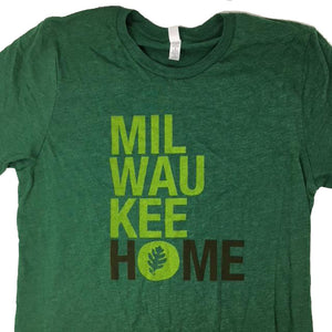 Milwaukee Home park shirt