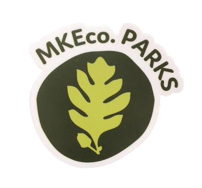 MKEParks Car Sticker
