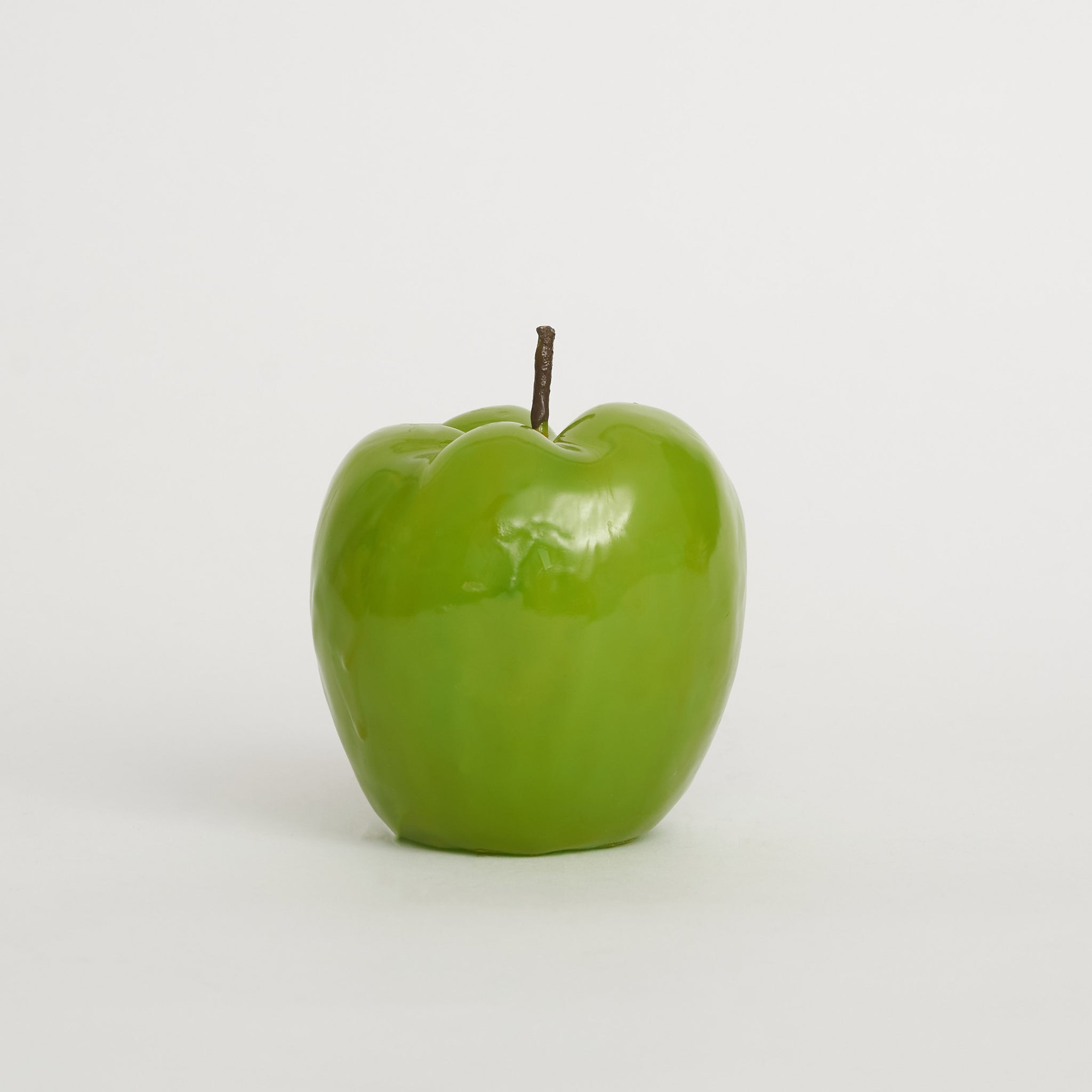 Caza des Vellas Apple Candle in Green