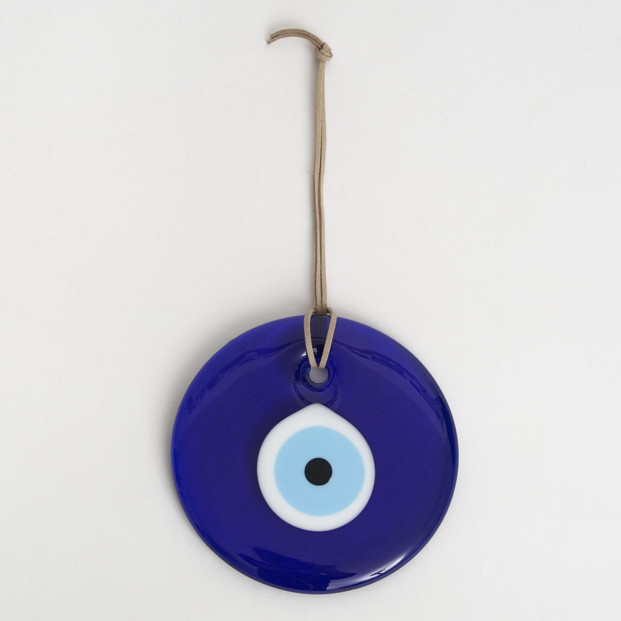 Extra Large Evil Eye Glass Wall Hanging