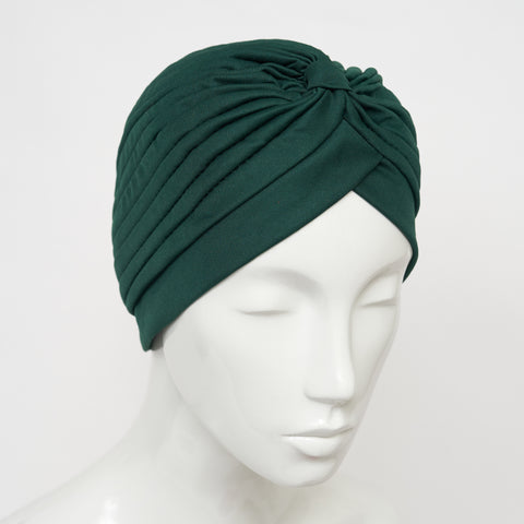 Hat in Dark Green