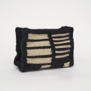 Wool Fabrique Bags Clutch Small Black