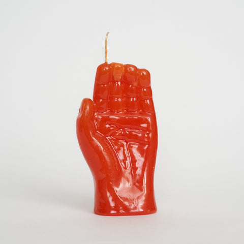 Caza des Vellas Hand Candle