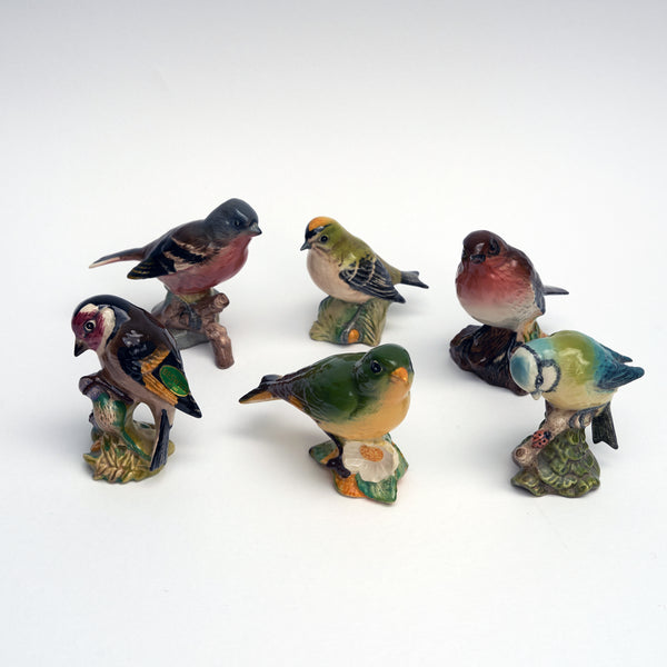 Beswick Bird Blue Tit - A BAG FULL OF KIM - Kim Sion