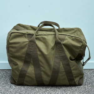 Extra Large Vintage Army Holdall - A BAG FULL OF KIM - Kim Sion