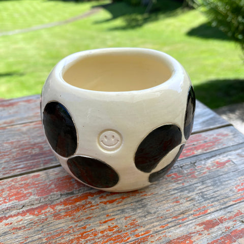 Earthenware Thrown Cup