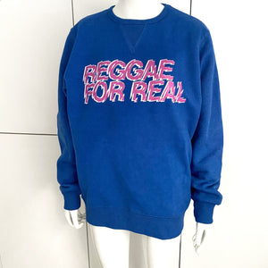 Reggae for Real Old Style Sweatshirt