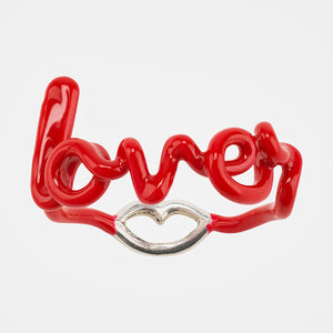 Solange Hotscripts Ring Lover in Red