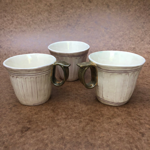 Miranda Berrow cups set of 3 - A BAG FULL OF KIM - Kim Sion