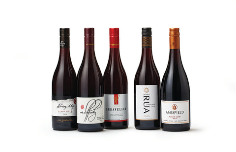 Central Otago Pinot Selection 5 Pack