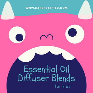 Essential Oil Diffuser Blends for Kids
