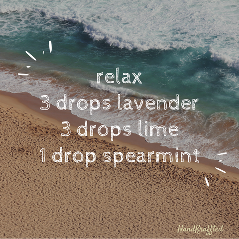 Relax with this Essential Oil Diffuser Blend Recipe